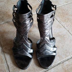 Blake Scott Gladiator Sandal Heels